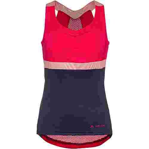 VAUDE Women's Advanced Top Funktionsshirt Damen cranberry