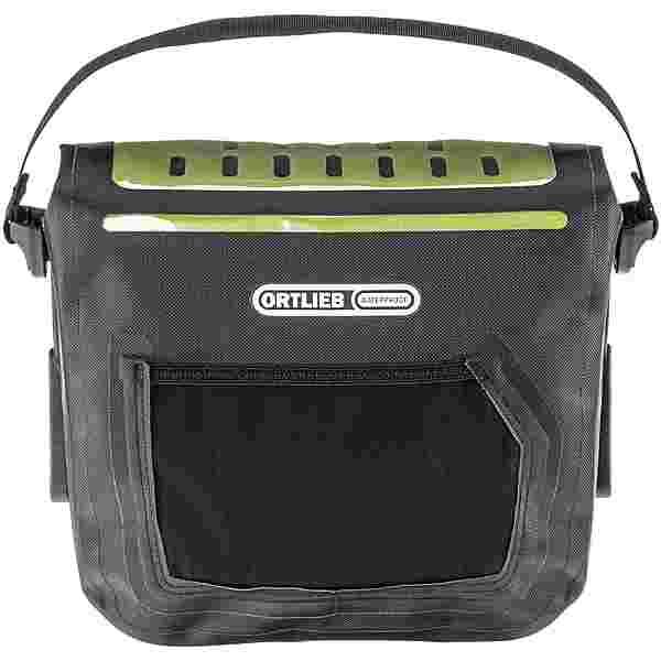 ORTLIEB E-Glow Lenkertasche black