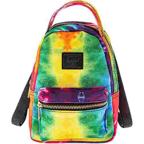 Herschel Nova Umhängetasche rainbow tie dye