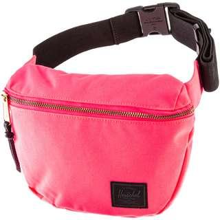 Herschel Fifteen Bauchtasche neon pink-black