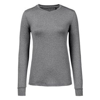 Endurance Langarmshirt Damen 1001 Black