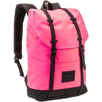 Herschel Rucksack Retreat Daypack neon pink-black