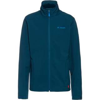VAUDE Fano Softshelljacke Herren baltic sea
