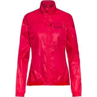 VAUDE Women´s Moab UL Jacket II Fahrradjacke Damen cranberry