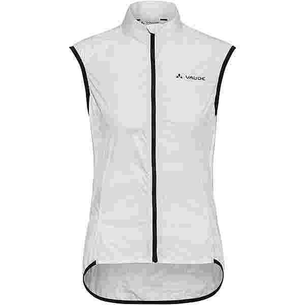 VAUDE Women's Air Vest III Fahrradweste Damen white uni