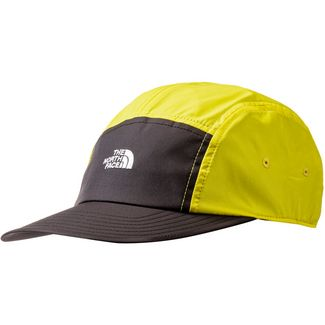 The North Face Street Five Panel Cap tnf lemon