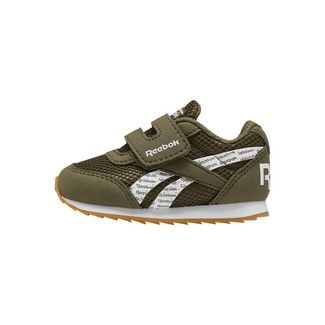 Reebok Sneaker Kinder Army Green / White / Gum