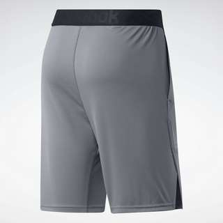 Reebok Workout Ready Shorts Funktionsshorts Herren Grau