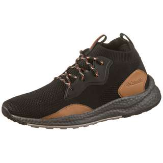 Columbia SH/FT MID BREEZE Freizeitschuhe Herren black-rust red