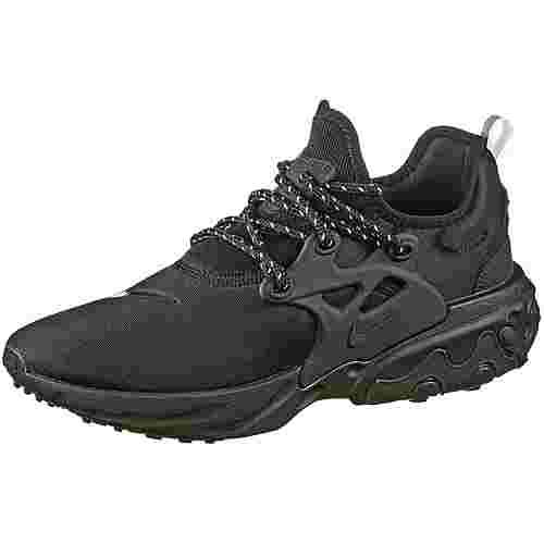 Nike React Presto Sneaker Herren black/black-electric green-white
