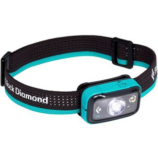 Black Diamond Stirnlampe LED aqua blue