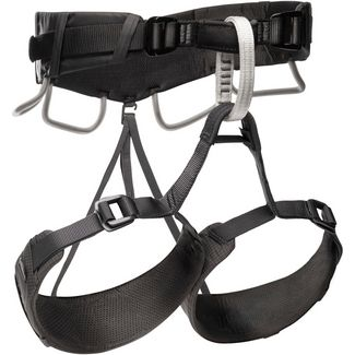 Black Diamond Momentum 4S Harness Klettergurt anthracite