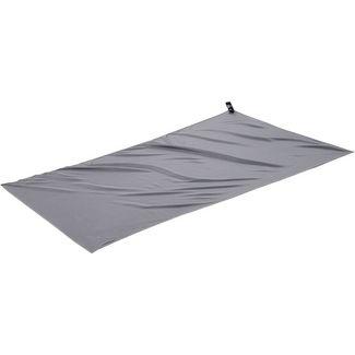 McKinley Handtuch Towl Microfaser LT Handtuch grey dark