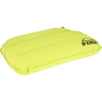 Mc Kinley Kopfkissen Trekker A Pillow Reisekissen green lime
