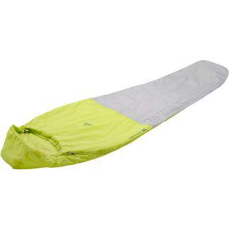 Mc Kinley Mu-Schlafsack Trekker Light 10 IDE Kunstfaserschlafsack greenlime-greylight