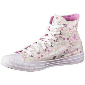 CONVERSE Chuck Taylor All Star Sneaker Damen white-peony pink-ocean mint