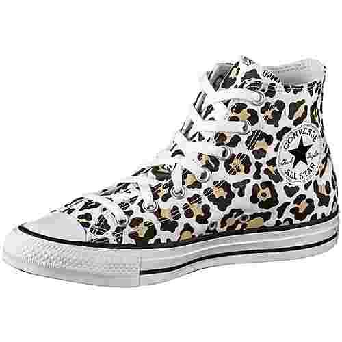 CONVERSE Chuck Taylor All Star Pocket Sneaker Damen white-black-desert ore