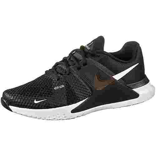 Nike Renew Fusion Fitnessschuhe Herren black-white-dk smoke grey