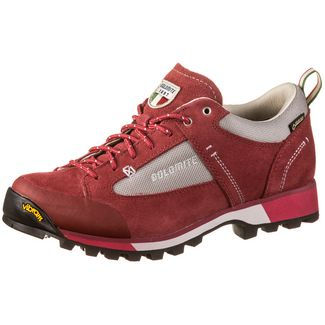 Dolomite GTX® Cinquantaquattro Hike Low Wanderschuhe Damen burgundy red fuxia pink