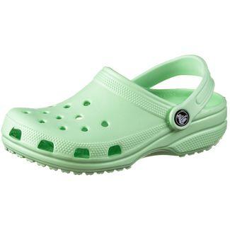 Crocs Classic Badelatschen Kinder neo mint