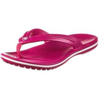 Crocs Crocband Flip Zehentrenner Kinder candy pink