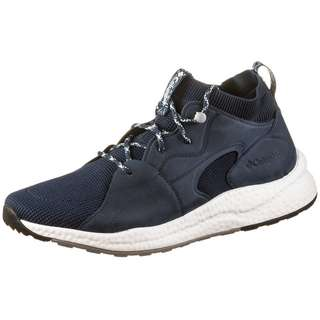Columbia SH/FT OUTDRY MID Freizeitschuhe Herren colleginate navy-white