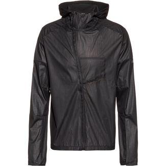 Nike Shield Laufjacke Herren black-black-reflect black