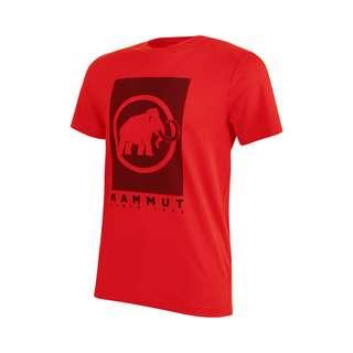 Mammut Trovat T-Shirt Men T-Shirt Herren spicy PRT2
