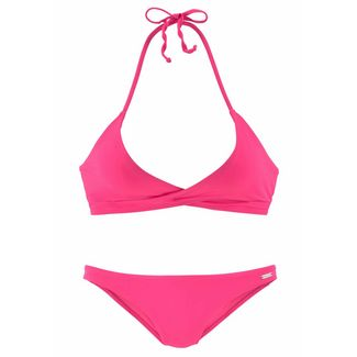 Bench Bikini Set Damen pink