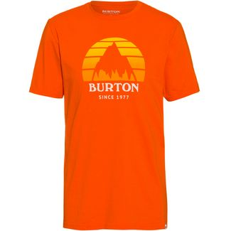 Burton Underhill T-Shirt Herren orangeade