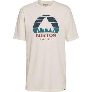 Burton Underhill T-Shirt Herren stout white
