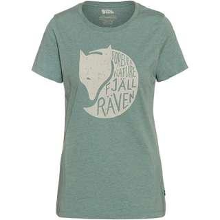 FJÄLLRÄVEN Forever Nature T-Shirt Damen frost green
