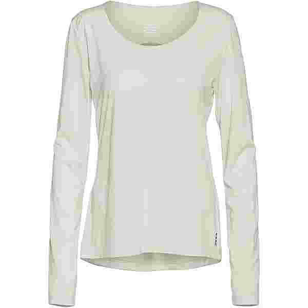 ON Funktionsshirt Damen ice-white