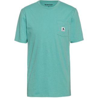 Burton Colfax T-Shirt Herren buoy blue