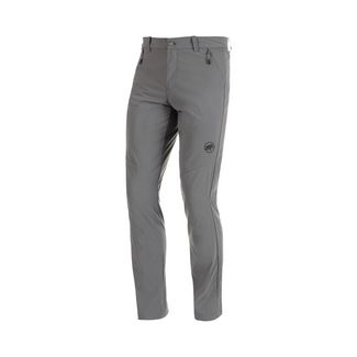 Mammut Hiking Pants Men Wanderhose Herren titanium