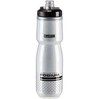 Camelbak Podium Chill 24 oz Trinkflasche white-black