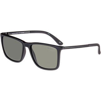 Le Specs Tweedledum Sonnenbrille black