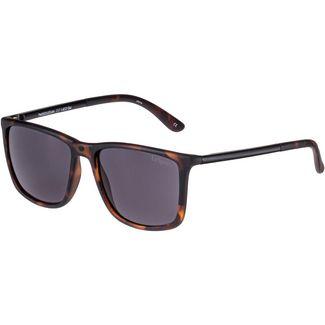 Le Specs Tweedledum Sonnenbrille tortoise