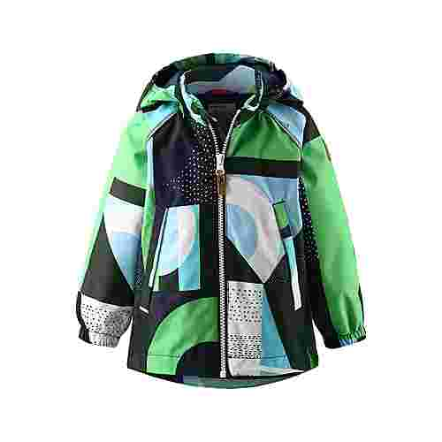 reima Hete Regenjacke Kinder Light green