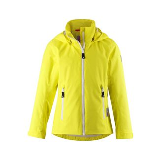 reima Dahl Funktionsjacke Kinder Lemon yellow