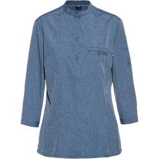 Schöffel Mendoza2 Langarmbluse Damen blue indigo