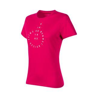 Mammut Seile T-Shirt Women T-Shirt Damen sundown