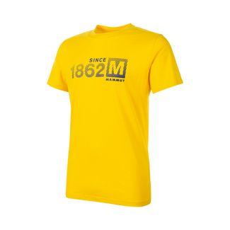 Mammut Seile T-Shirt Men T-Shirt Herren freesia