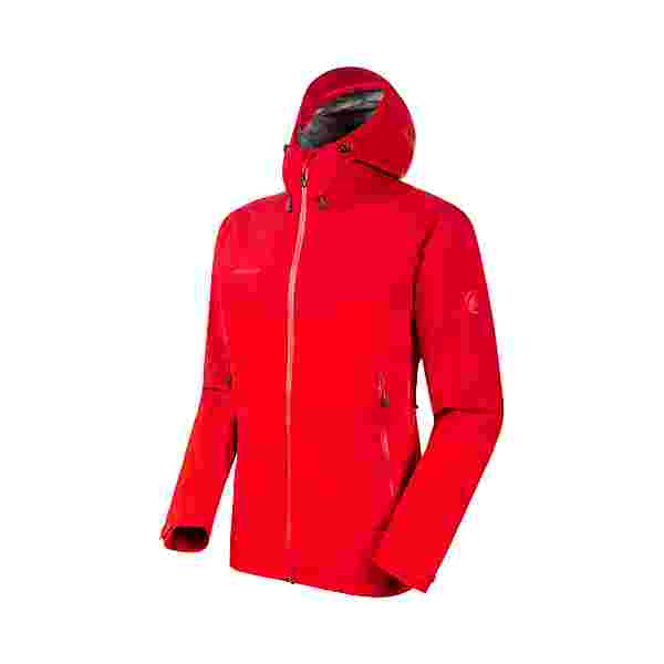 Mammut GORE-TEX Convey Tour Hooded Hardshelljacke Herren dark spicy-spicy