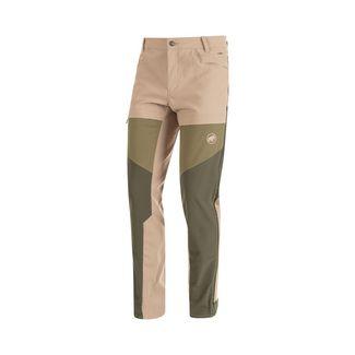 Mammut Zinal Guide Pants Men Wanderhose Herren safari-iguana-olive