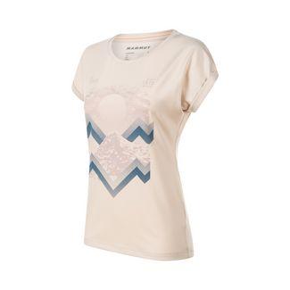 Mammut Mountain T-Shirt Women T-Shirt Damen moonbeam