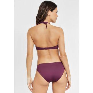Lascana Bikini Oberteil Damen bordeaux