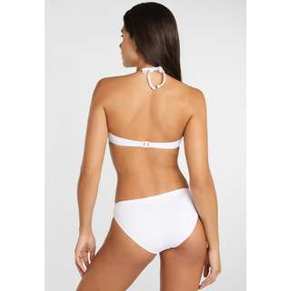 Bench Bikini Set Damen weiß