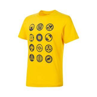 Mammut Massone T-Shirt Men T-Shirt Herren freesia