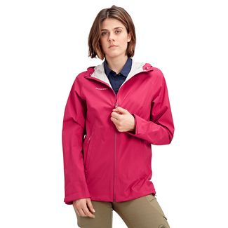 Mammut Albula HS Hooded Jacket Women Wanderjacke Damen sundown